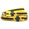 Belt vélo jaune fine - La Vie est Belt - 1