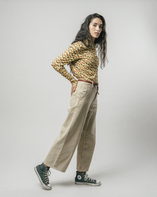 Ginkgo printed blouse - Brava Fabrics num 3