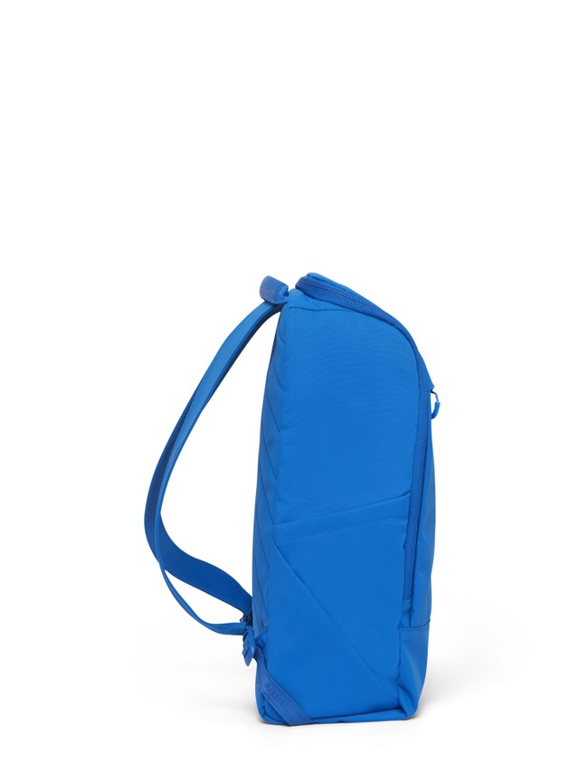 Sac à dos bleu recyclé - purik - pinqponq num 3