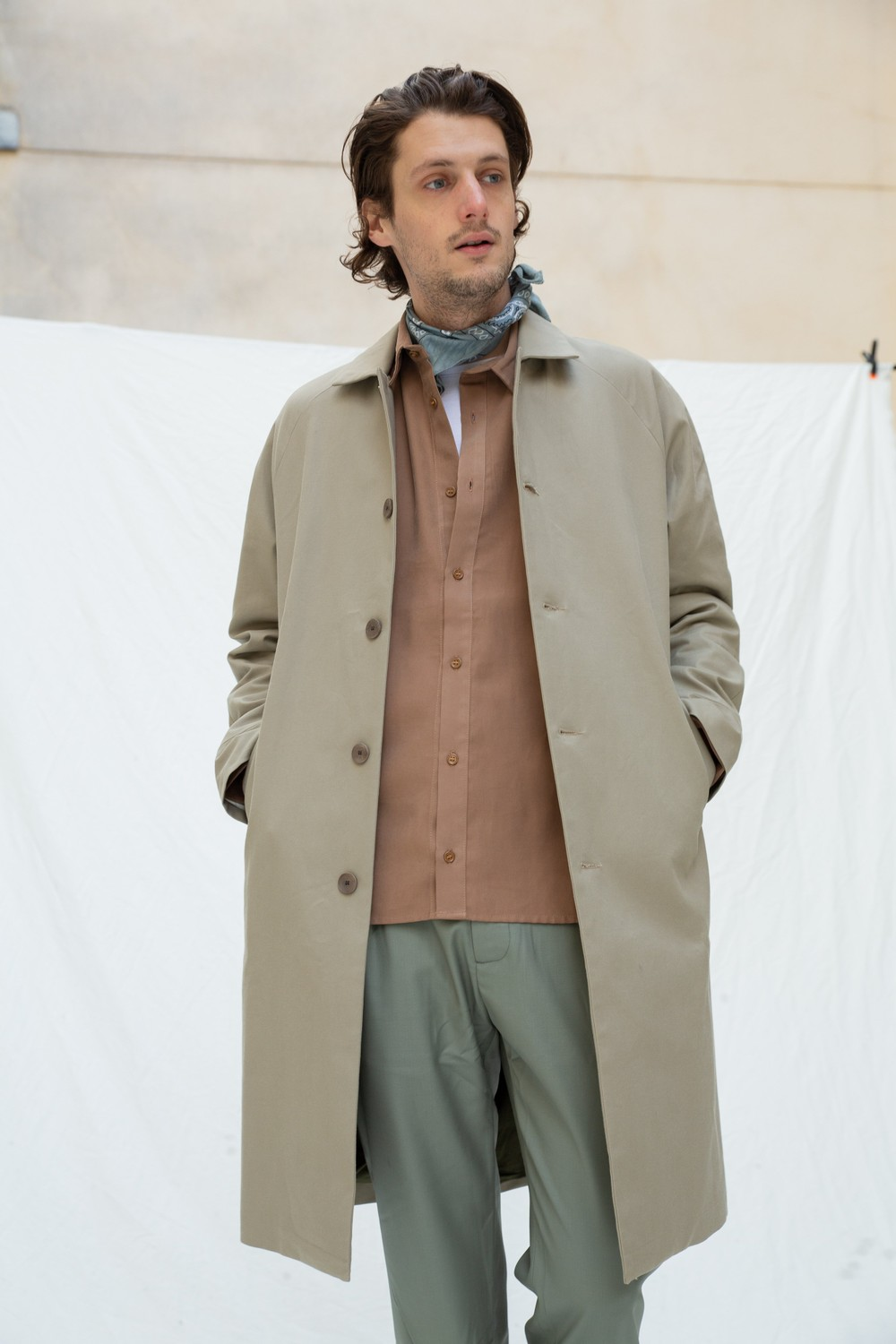 Manteau mac mayfair - Noyoco