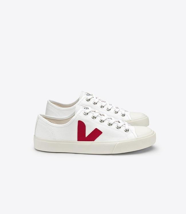 Baskets wata white pekin - Veja