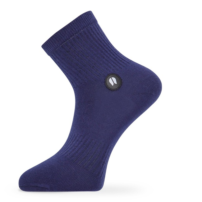 Chaussettes recyclées - field azulon - Hopaal num 2
