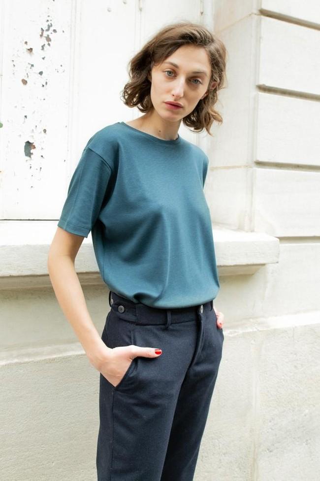 T-shirt coton bio camden - Noyoco num 4