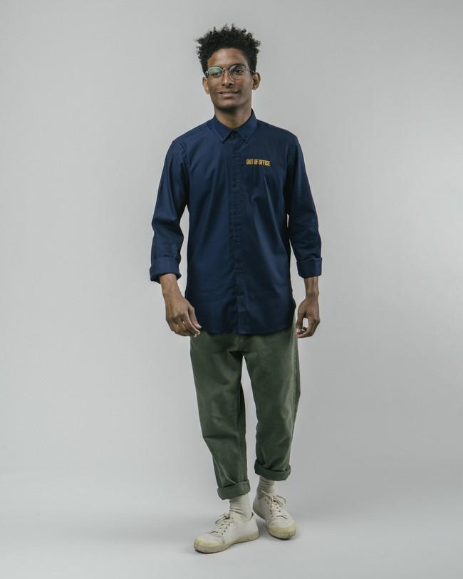 Out of office essential shirt - Brava Fabrics num 4