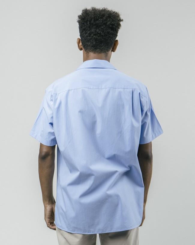 Crane for luck essential shirt - Brava Fabrics num 6