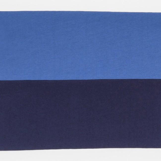 T-shirt en coton bio navy cenitz - Bask in the Sun num 2