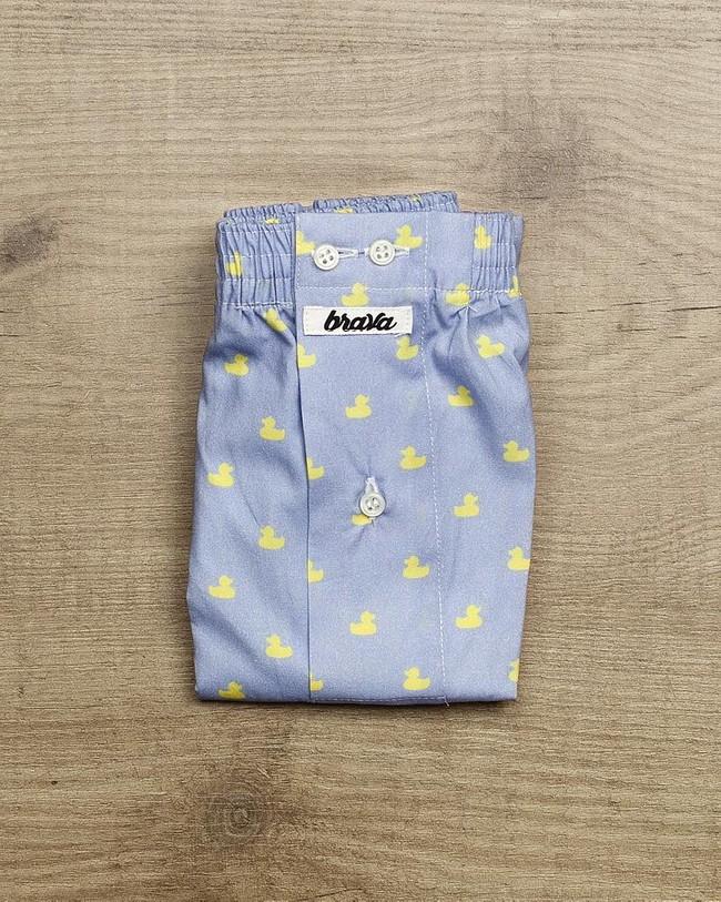 Leo`s rubber duckie boxer - Brava Fabrics num 1